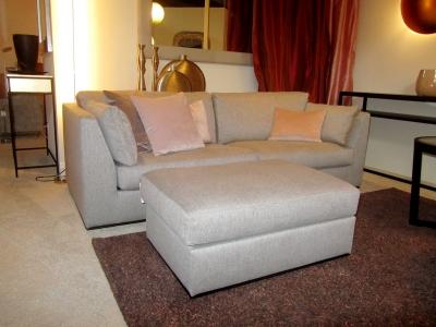 Sofa Inspiration mit Hocker 5.600 € | statt 7.500 €